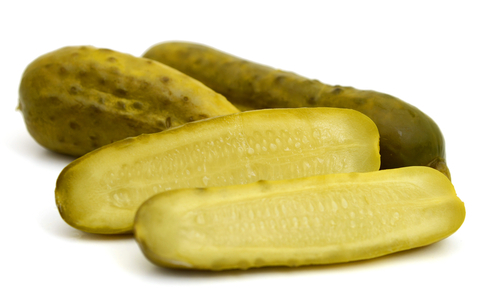 Big are pickles bad for you