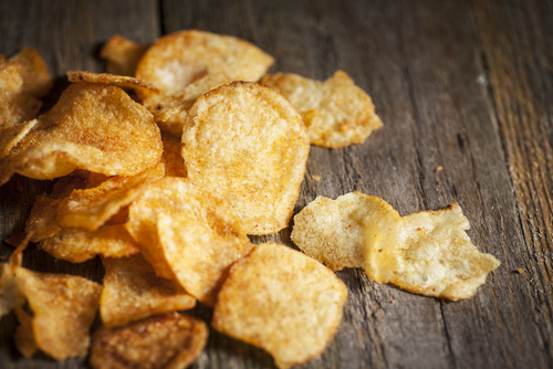 Big are kettle chips bad for you