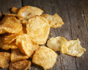 Thumb are kettle chips bad for you