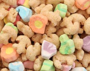 Thumb are lucky charms bad for you