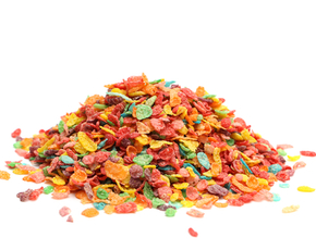 Thumb are fruity pebbles bad for you