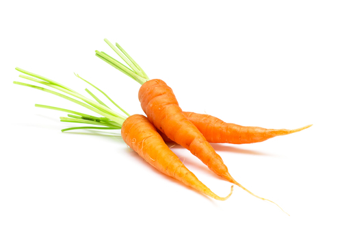 Big are carrots bad for you