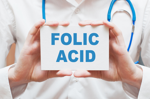 Big is folic acid bad for you