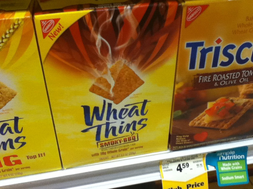 Big are wheat thins bad for you 2