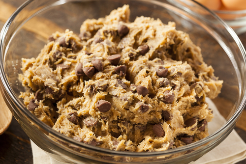 Big is cookie dough bad for you 2
