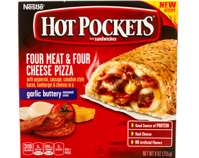 Thumb are hot pockets bad for you