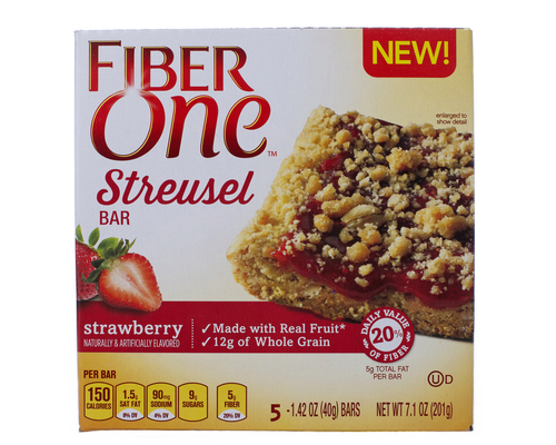 Big is fiber one bad for you