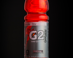 Thumb is gatorade g2 bad for you