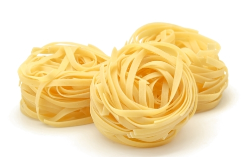 Big are egg noodles bad for you
