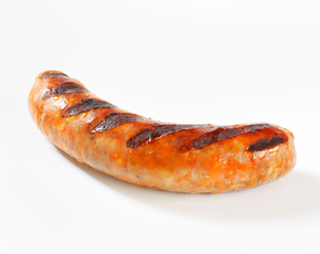 Thumb is bratwurst bad for you