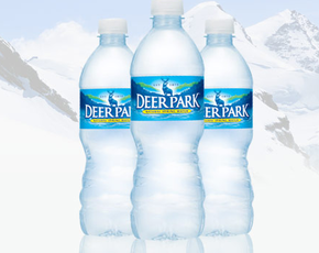 Thumb is deer park water bad for you