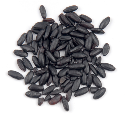 Big is black rice bad for you