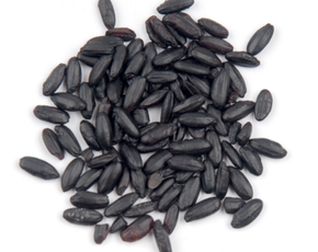 Thumb is black rice bad for you
