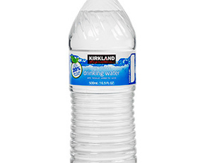 Thumb is kirkland water bad for you
