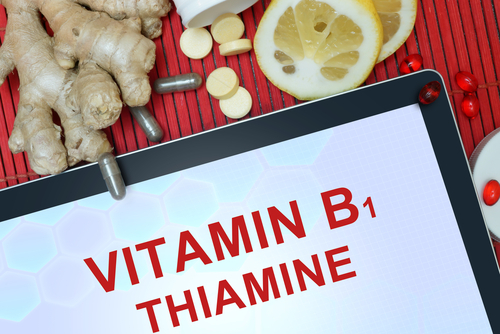 Big is thiamine bad for you.
