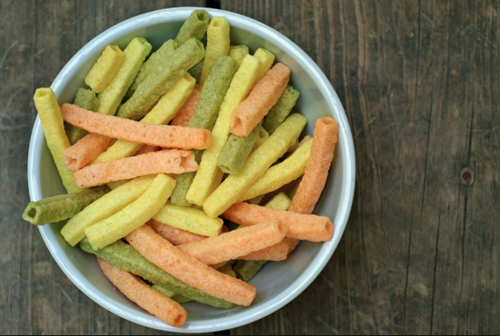 Big are veggie straws bad for you