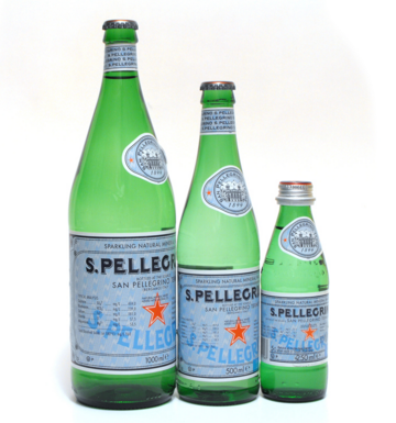 Big is san pellegrino sparkling water bad for you