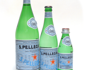 Thumb is san pellegrino sparkling water bad for you