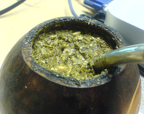Thumb is yerba mate bad for you