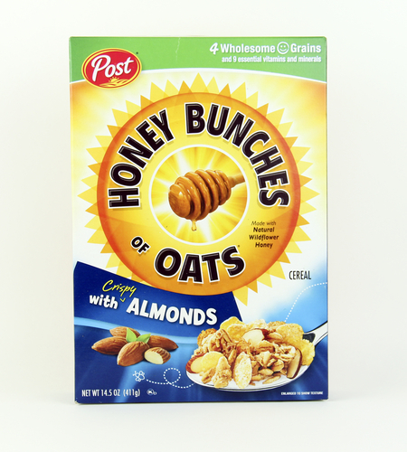 Big are honey bunches of oats bad for you
