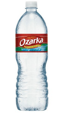 Big is ozarka water bad for you