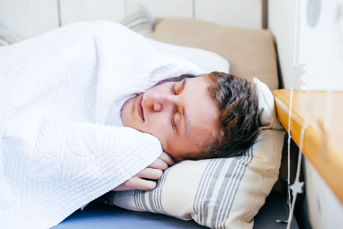 Big is sleeping in a cold room bad for you