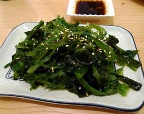 Thumb is seaweed bad for you