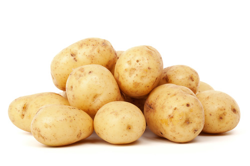 Big are raw potatoes bad for you