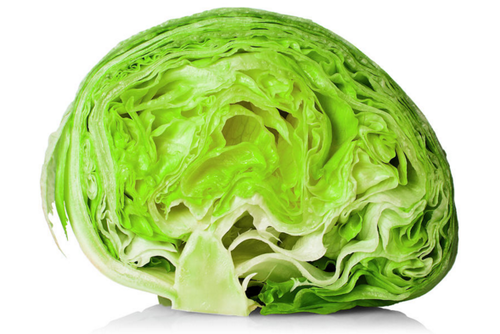 Big is iceberg lettuce bad for you