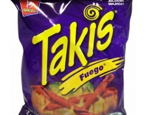 Thumb are takis vegan