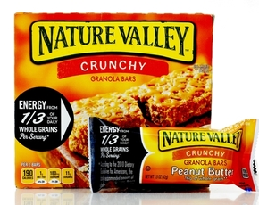 Thumb are nature valley bars vegan
