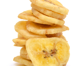 Thumb are banana chips vegan
