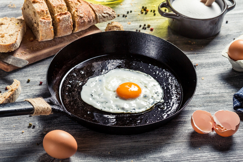 Big are fried eggs bad for you.