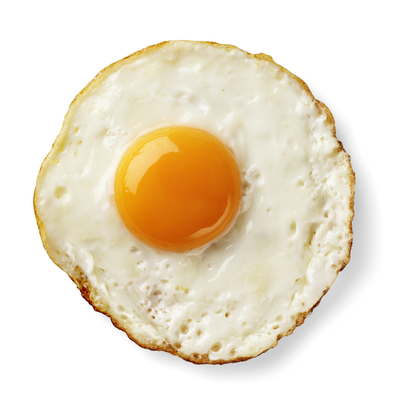 Big are fried eggs bad for you