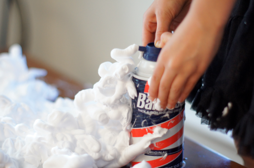 Big is shaving cream bad for you