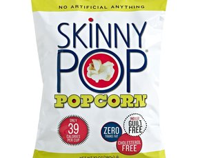 Thumb is skinnypop popcorn bad for you