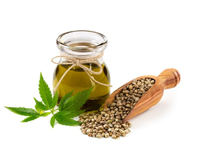 Thumb is hemp oil bad for you
