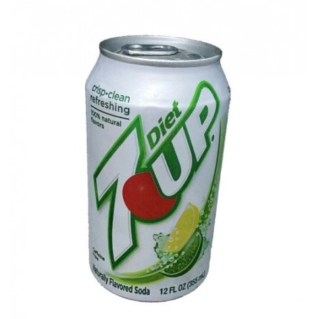 Big is diet 7 up bad for you