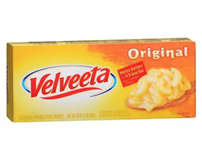 Thumb is velveeta bad for you