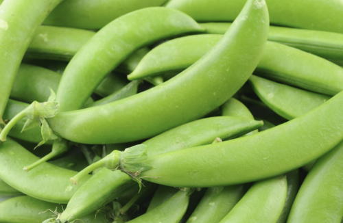 Big are snap peas bad for you