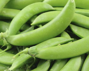 Thumb are snap peas bad for you