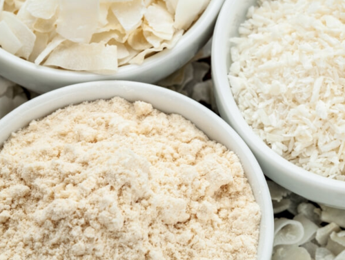 Big is coconut flour bad for you