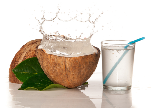 Big is coconut water bad for you