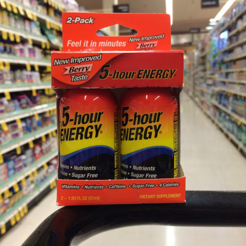 Big is 5 hour energy bad for you 2