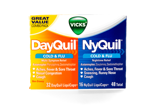 Big is nyquil bad for you
