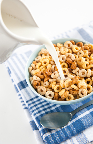 Big are cheerios bad for you.