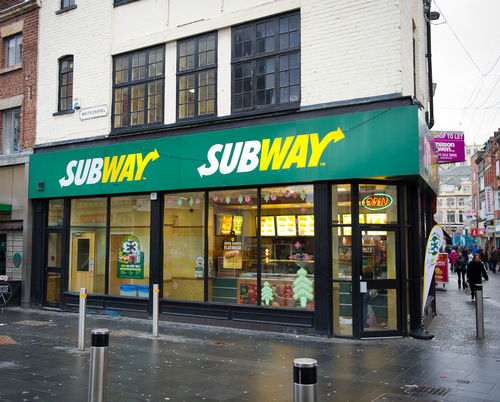 Big is subway bad for you.