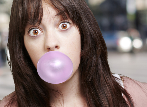 Big is chewing gum bad for you