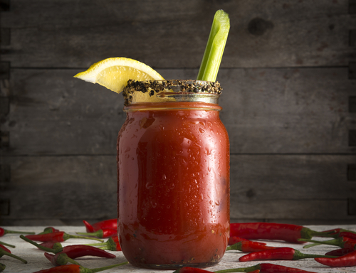 Big are bloody marys bad for you