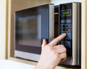 Thumb are microwaves bad for you